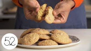 Erin McDowell's Maple Pecan Cookies | Food52 + Braun