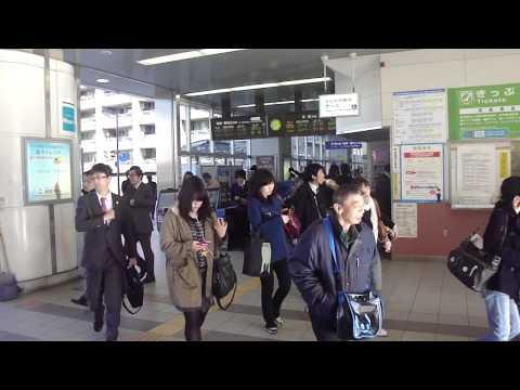 Versailles×Kyoto Workshop in Nijo-station AM8:00 2/2