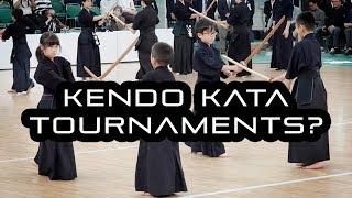 [KENDO RANT] - Kendo Kata Tournaments? Tsuki Tenouchi?