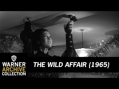 The Wild Affair (1963) –  Wet and Wild Office Party