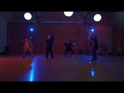 """DO NOT DISTURB"" Chris Brown & Teyana Taylor Official Choreography"