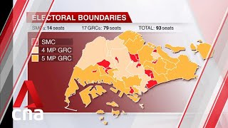 Singapore general election: Timeline to Polling Day