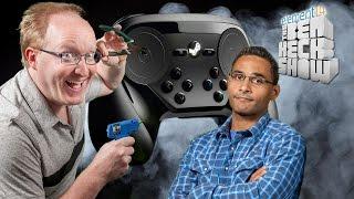 ben heck s steam controller inspired concept