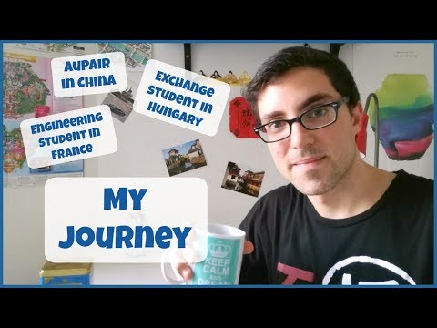 From ITALY to FRANCE through HUNGARY and CHINA | My (Crazy) Journey so far