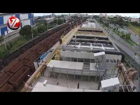 Inaugurada Estação de Tratamento de Esgoto em Volta Redonda