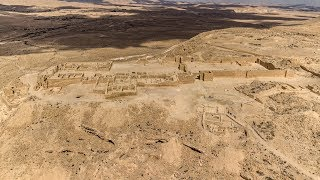 Avdat National Park ancient Nabataean city