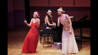 Die Weihnachtsedition: Les Troizettes im Konzerthaus Berlin