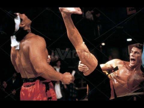 SENZA ESCLUSIONE DI COLPI - VAN DAMME - 1988 / FILM COMPLETO