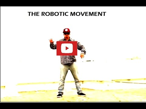 THE ROBOTIC MOVEMENT | POPPING | SQUBE