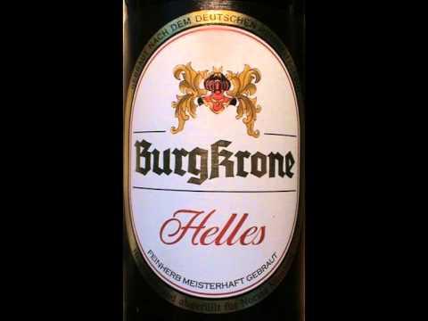Ein Burgkrone-Bier-Fan berichtet (Frühstücksradio)