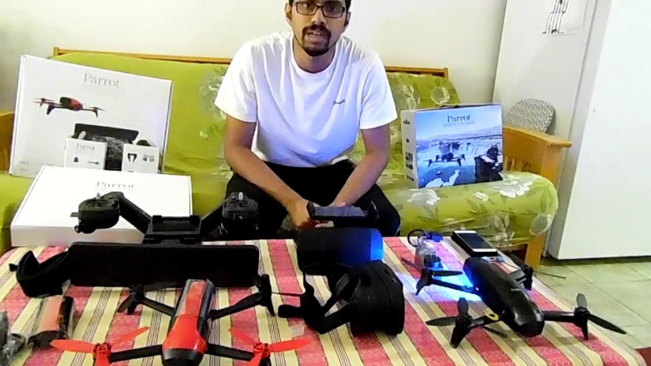 Acheter parrot drone video drona pret