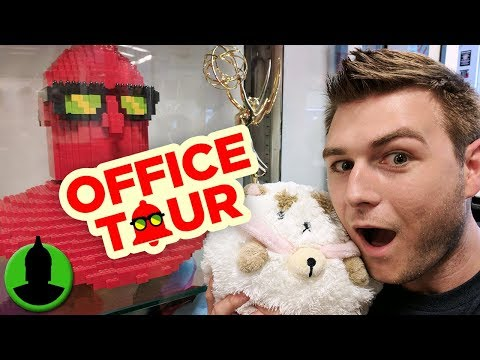Frederator Office in NYC?! The Frederator Office Tour! - Channel Frederator