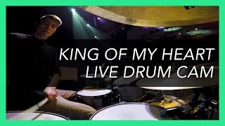 King of My Heart - Bethel Music // Live Drum Cam - Steve Cogbill