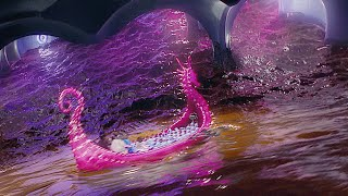Charlie And The Chocolate Factory - Tunnel Ride (1080p)