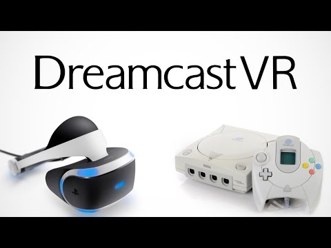 Playing Dreamcast on a PSVR Headset?!