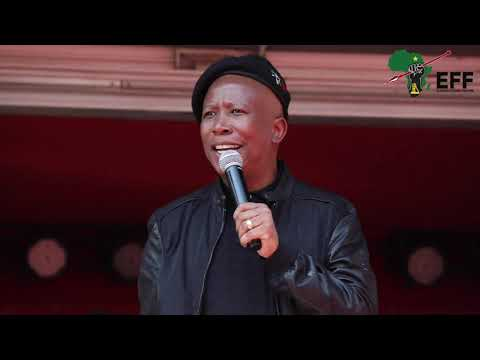 CIC Julius Malema Appearance at the HAWKS Office in Pretoria, Silverton | 10 September 2019