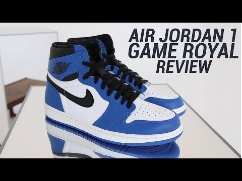 AIR JORDAN 1 GAME ROYAL REVIEW