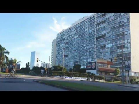 A walk around Montevideo Shopping neighbourhood