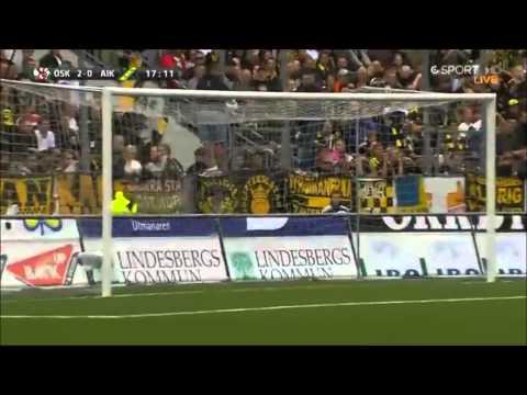 Örebro SK - AIK 4-2 (Allsvenskan 2014)