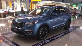 More Chinese SUVs (BYD, Senia, Geely)