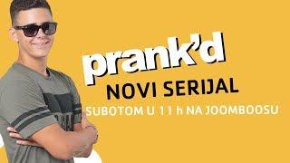 PRANK'D - Official Trailer (2018.)