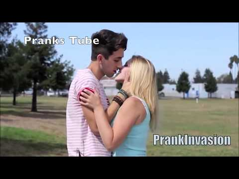 Kissing Pranks Hottest Girls Edition - Longest And Best Makeouts - Making Out With Hot Girls