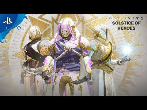 Destiny 2 – Solstice of Heroes Trailer | PS4
