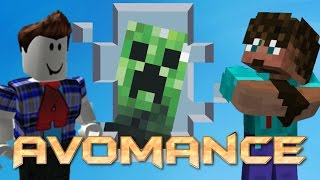 Minecraft RoBlox Lets Play Tutorials Redstone Lets Build and Shout Outs All Available From Avomance