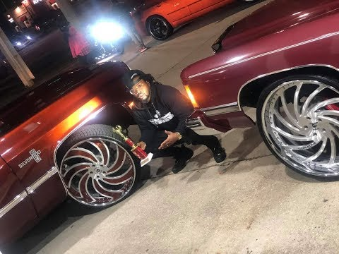 Lil Chris Shortbed On 26s Corleone And Donk On 26s Corleone/MACON GA GOAT