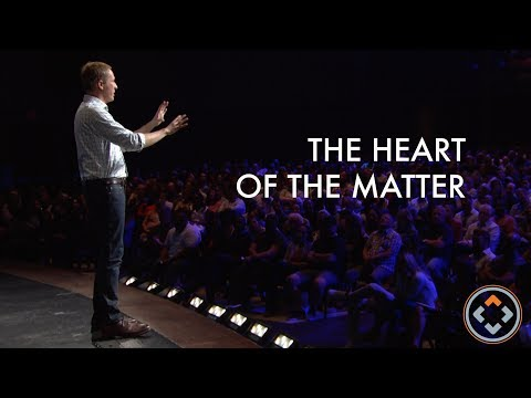 The Heart of the Matter | ANDY STANLEY