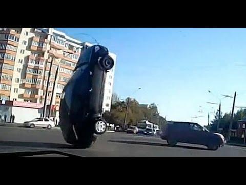 Fulla Ryska Bilförare