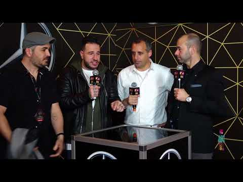 "Impractical Jokers React to ""Winning"" a Mercedes Benz at #Z100JingleBall"