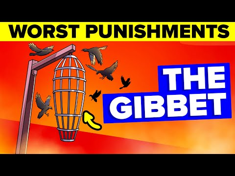 The Gibbet - Worst Punishments in the History of Mankind