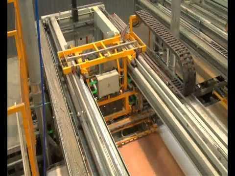 Производство ламината Quick Step, создание компании, завод под Нижнем Новгородом в городе Дзержинск.