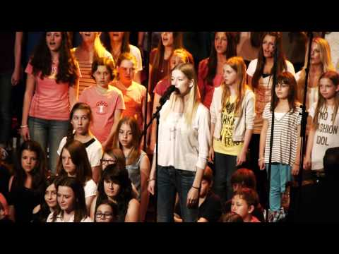 Heal the World (Michael Jackson) - Oberstufenchor Cusanus Gymnasium