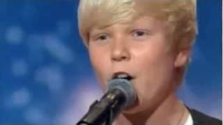 Jack Vidgen cantando en Tienes Talento de Australia 2011