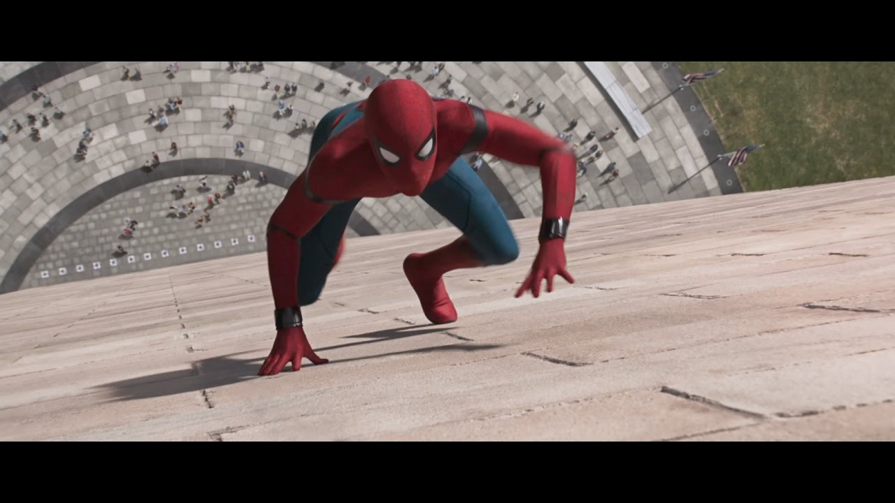 Spider-Man: Homecoming - Official® Trailer 1 [HD]