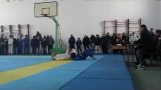 Мухаммад Баротов Чемпионат Республики Таджикистан дзюдо