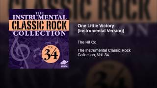 One Little Victory (Instrumental Version)
