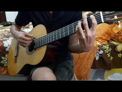 tutorial gampang main gitar lagu wild world - mr big