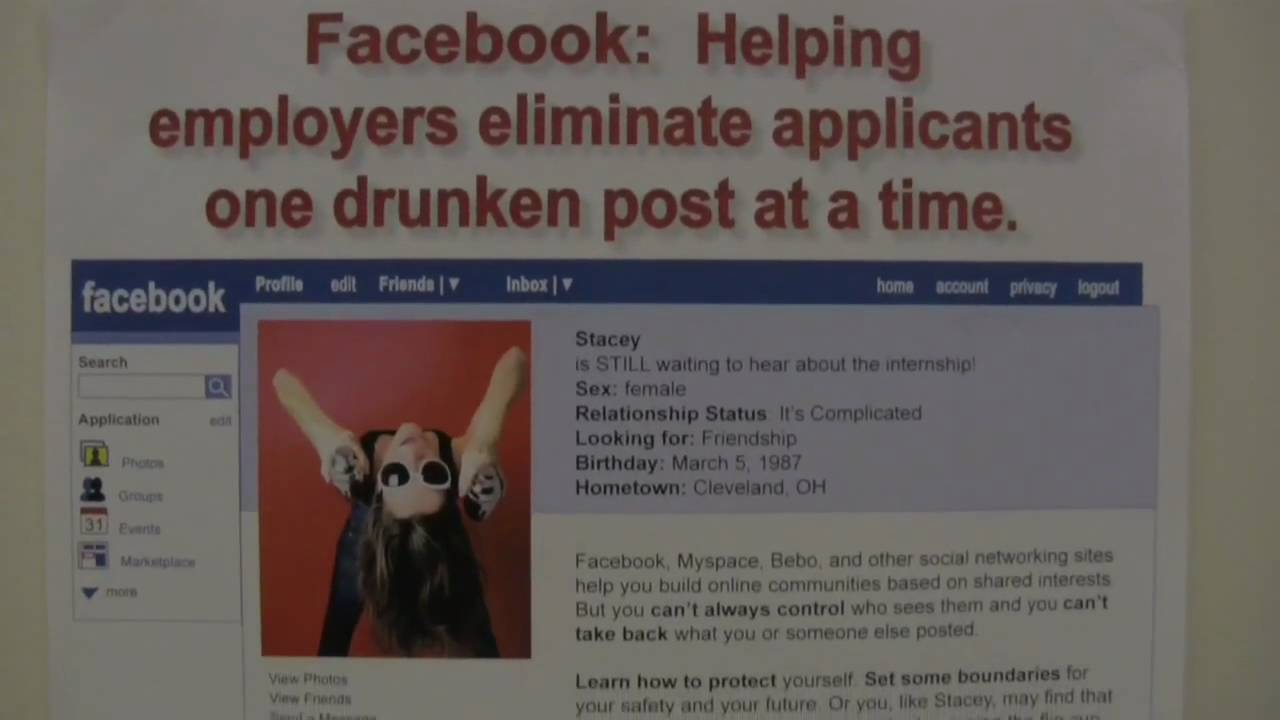 dangers of social media in the workplace youtube