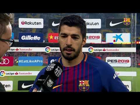 BARÇA 2-2 MADRID   Post-match reactions