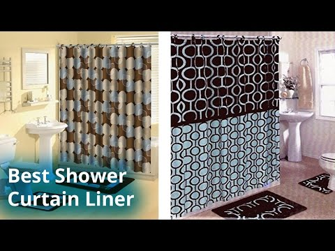 Best Shower Curtain Liner 2017  Shower Curtain Liner a Bathroom Necessity   Smarty Pants Supplies