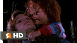 Child's Play 2 (5/10) Movie CLIP - Women Drivers (1990) HD
