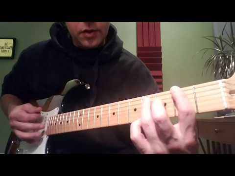 How To Play 8675309Jenny  Tommy Tutone  Guitar Lesson easy version