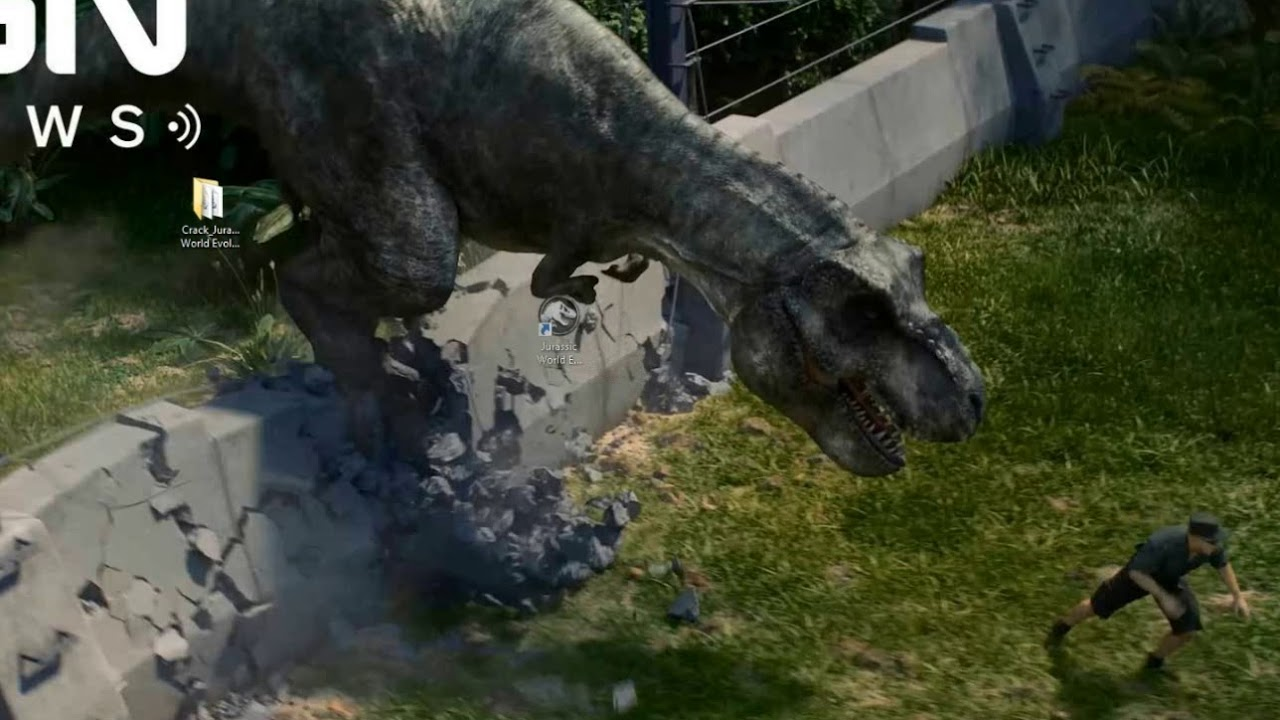 crackwatch jurassic world evolution