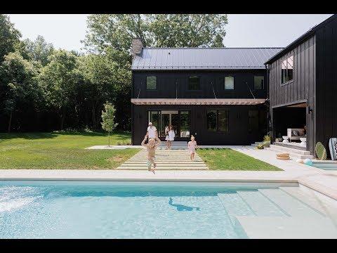 Danish-Style Farmhouse Unites a Family with Nature