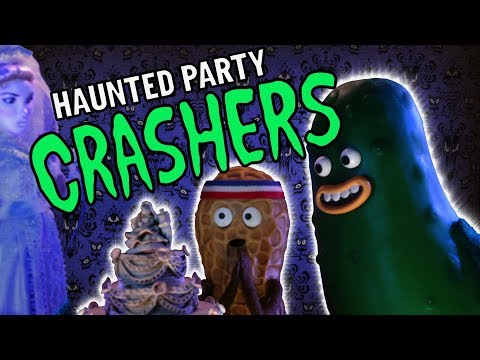 Pickle and Peanut and Constance | Haunted Mansion | Disney XD