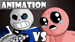 Sans Vs Isaac | Animation