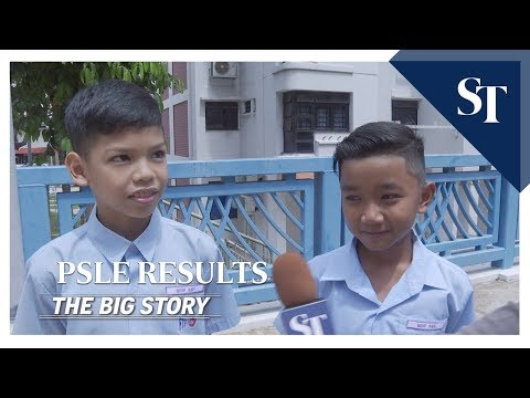 PSLE results out